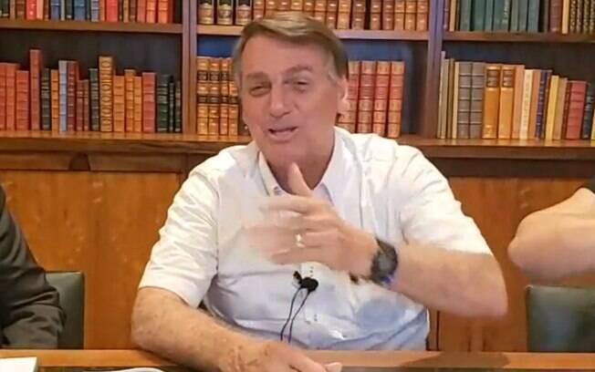 Embaixador da China reage a declarações de Bolsonaro sobre vacina