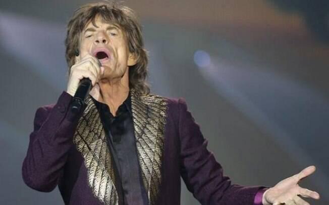 Mick Jagger passou por cirurgia no coração recentemente
