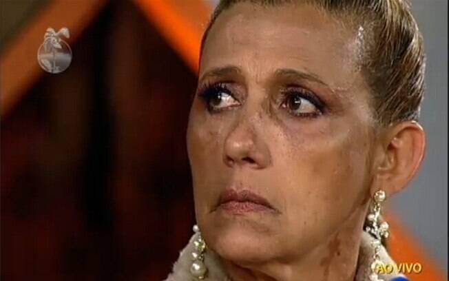 'A Fazenda': Rita Cadillac é eliminada com 50,26% dos votos