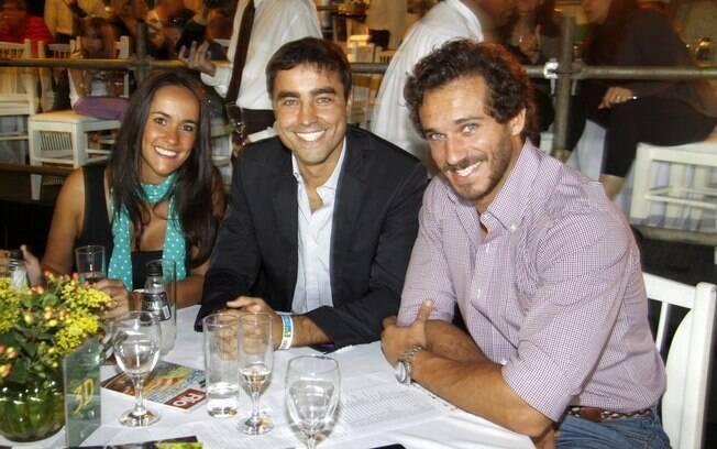 Ricardo Pereira, Francisca Pinto e Paulo Rocha: Portugal é aqui!