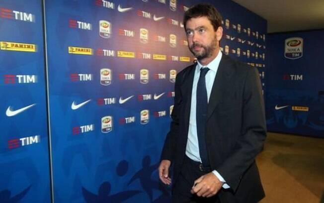 Andrea Agnelli também preside a Juventus e da ECA confirmou que os clubes europeus não disputarão o novo Mundial de Clubes
