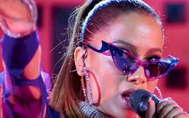 Anitta: justiça altera classificação da série