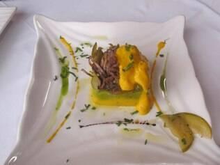 A carne de cue ganha status e mais sabor no Cicciolina