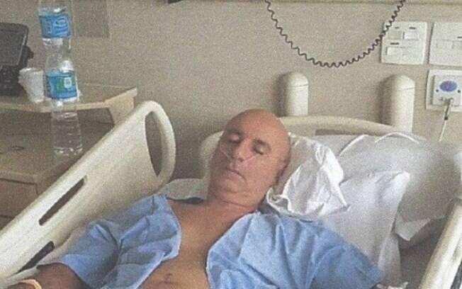 Fabrício Queiroz teve alta do Hospital Albert Einstein na última terça-feira (8)
