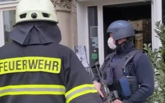 Autoridades afirmaram que este é um dos dias mais tristes para a cidade de Trier.