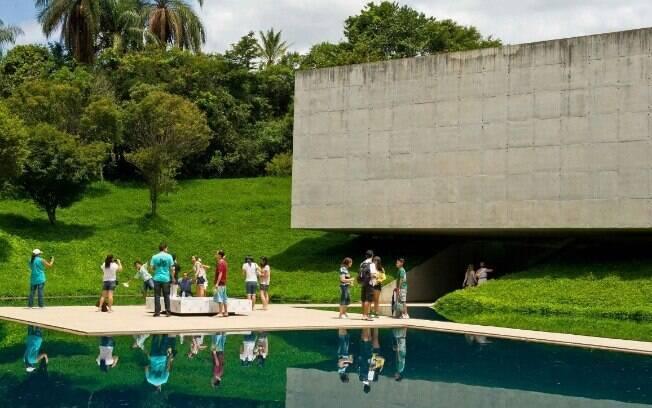 Famoso projeto de Inhotim permitirá aos jovens de Brumadinho atuar em outras instituições artístico-culturais do mundo