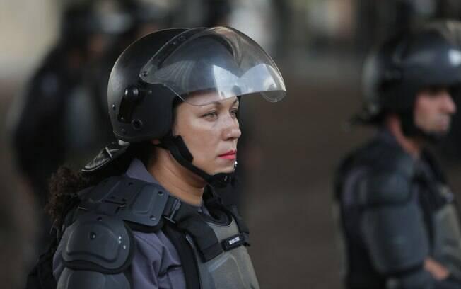 Manifestação contra o governo na Avenida Paulista, São Paulo