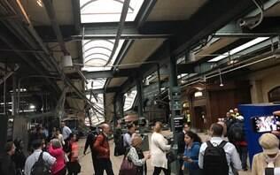 Ao menos um morre e 100 ficam feridos em acidente com trem em Nova Jersey