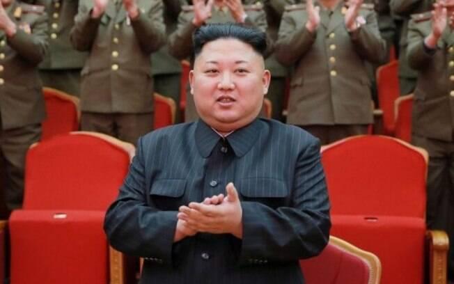 Kim Jong-un, líder da Coreia do Norte, foi responsável por mais um lançamento de míssil, que preocupou as Nações Unidas