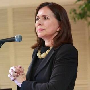Karen Longaric Rodríguez, nova chanceler