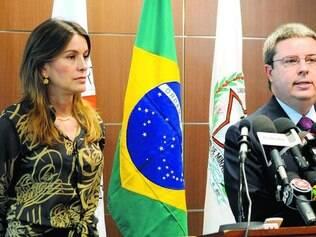 Braço-direito. Ao longo de 12 anos, Renata Vilhena foi secretária de Anastasia e de Aécio Neves
