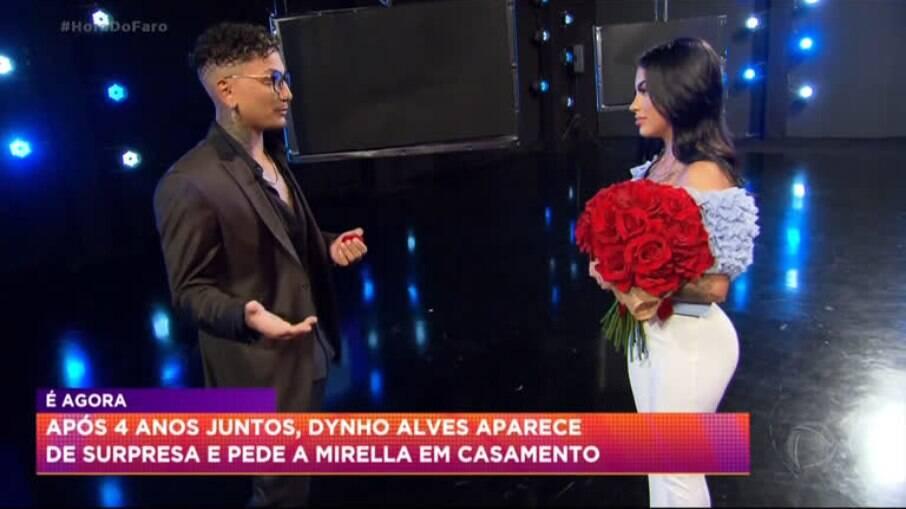 Dynho Alves e MC Mirella