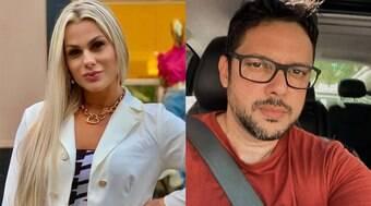 Nova affair de Eduardo Costa revela que sustenta o ex-marido