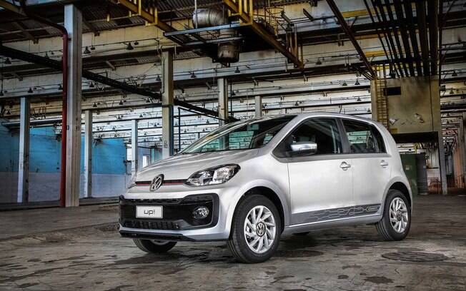 VW Up Connect