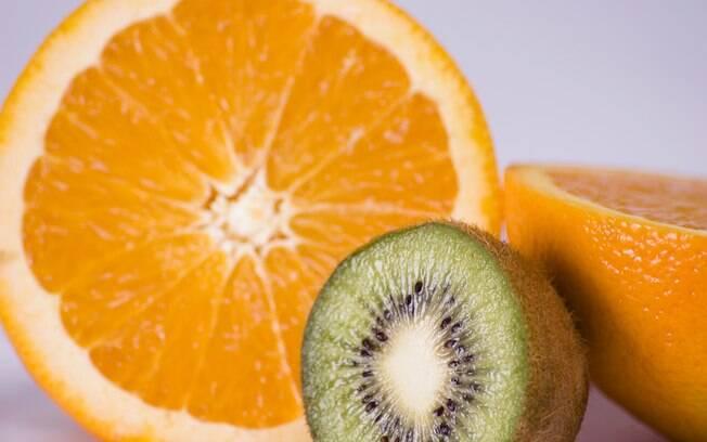 Frutas cítricas (como laranja e kiwi): 1 a 2 unidades por dia. Foto: Getty Images