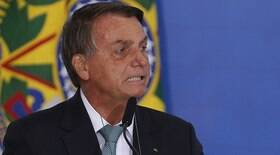 Bolsonaro fala em