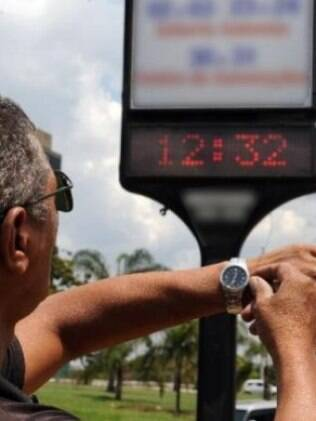 Governo estudava prolongar horário de verão