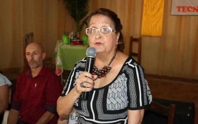 Prefeita eleita de Santo Antônio das Missões, no Rio Grande do Sul, Izalda Boccacio (PP)