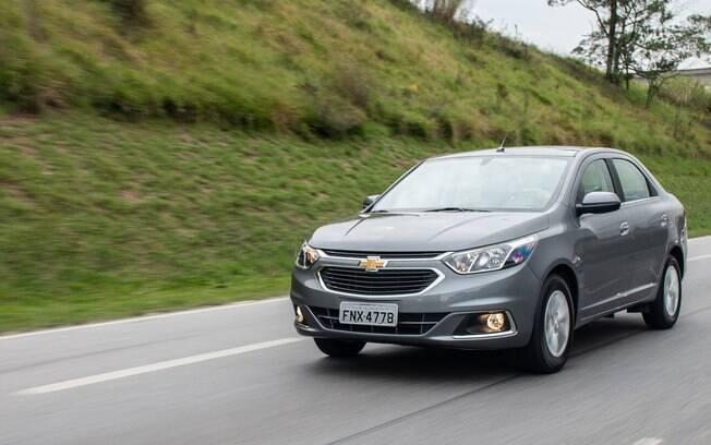 Chevrolet Cobalt deixa de ser produzido para dar lugar na linha de montagem à nova geração do SUV Tracker, que começa a chegar às lojas