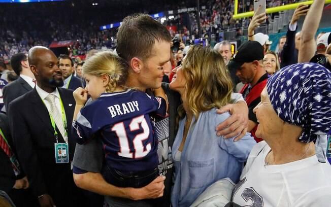 Tom Brady e Gisele Bundchen se casaram na Califórnia em 2009