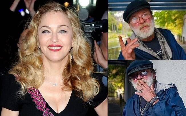 Madonna, uma das cantoras mais ricas do mundo, e seu irmão Anthony
