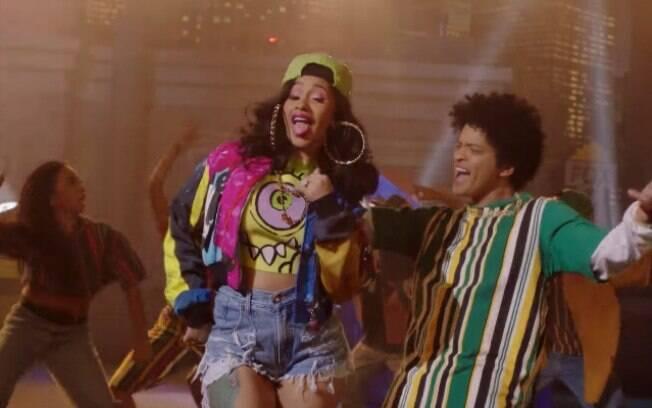 Cardi B conquista seu espaço no mundo da música e une forças com Bruno Mars em música intitulada Finesse