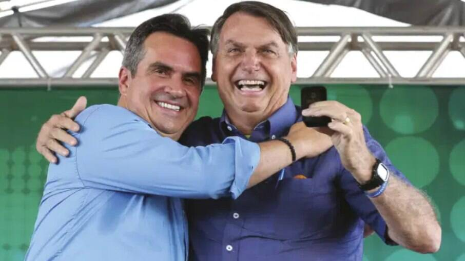 Ciro Nogueira foi indicado por Bolsonaro para ser