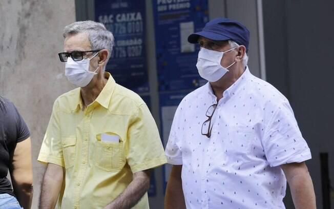 Rio de Janeiro segue contabilizando casos de coronavírus