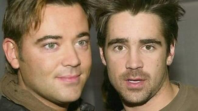 """""""Meu irmão não escolheu ser gay"""", diz Colin Farrell"""