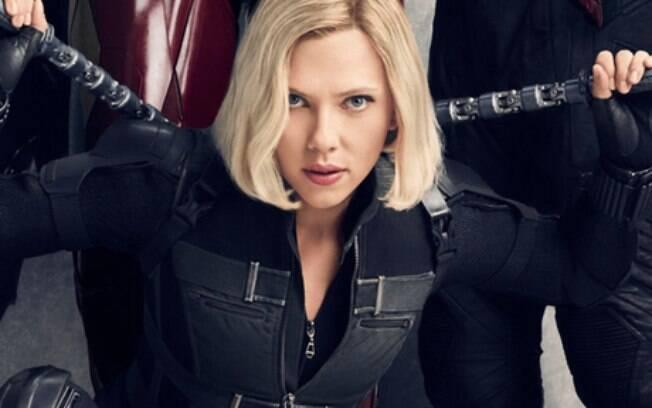 Scarlett Johansson é a atriz mais bem paga pelo segundo ano consecutivo