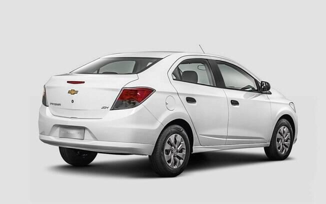 Chevrolet Prisma Joy chega à linha 2019 com novidades - Carros - iG d0aeb0938a