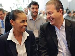 Pesquisas mostram que Marina Silva teria hoje quase o dobro dos votos de Eduardo Campos