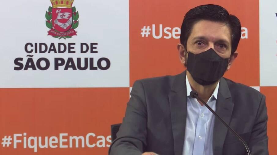 Ricardo Nunes assume a prefeitura de São Paulo após morte de Bruno Covas