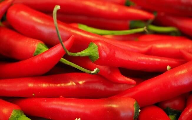 Pimenta vermelha para mais dopamina