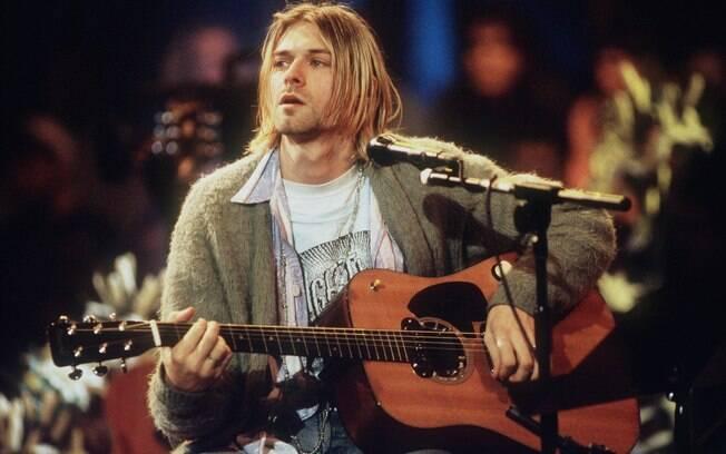 Em entrevista inédita, Kurt Cobain critica rappers brancos e letras misóginas