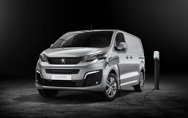 Peugeot e-Expert: furgão elétrico dita tendência no setor de transporte de cargas leves não em vários mercados do mundo