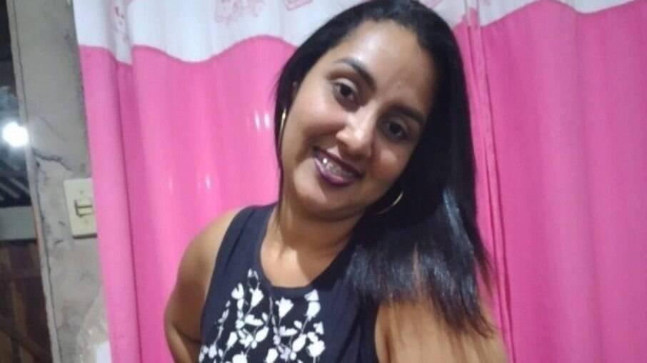 Ana Caroline, 29 anos, era vendedora