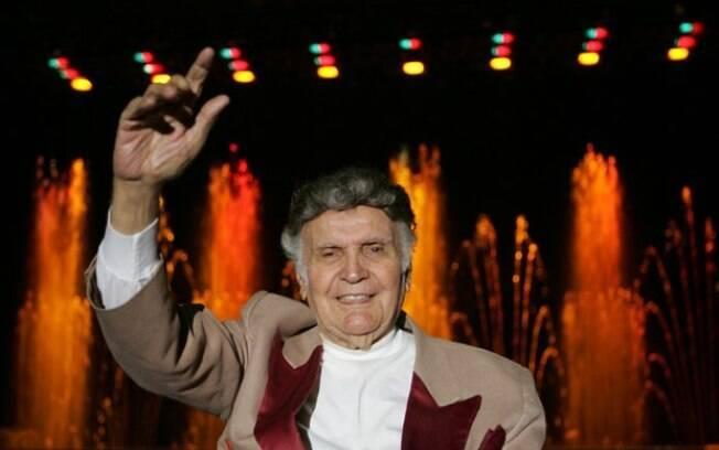 Orlando Orfei morre no Rio aos 95 anos