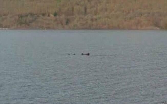 Imagem do Lago Ness