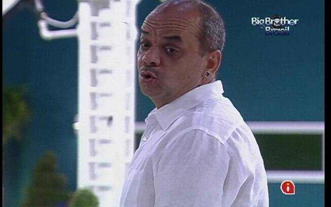 João Carvalho quer voltar do seu primeiro Paredão
