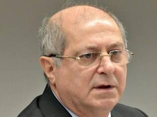 Ministro das Comunicações, Paulo Bernardo, durante audiência