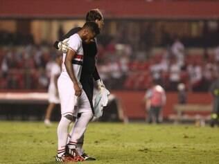 O São Paulo era o único time paulista que ainda lutava por um título em 2014
