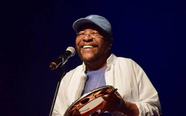 O cantor Martinho da Vila também receberá homenagem no carnaval carioca