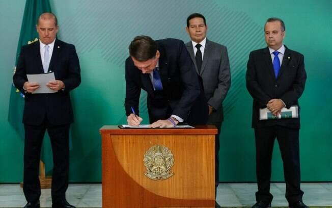 Palavra final para enviar o texto da reforma da Previdência ao Congresso será de Bolsonaro