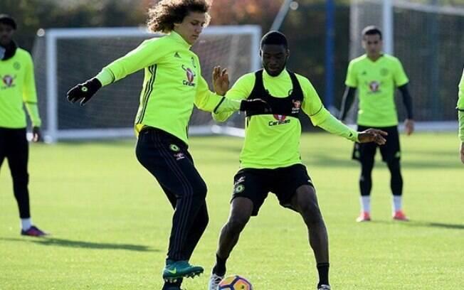 a52c154c85152 David Luiz comemora ótima fase no Chelsea