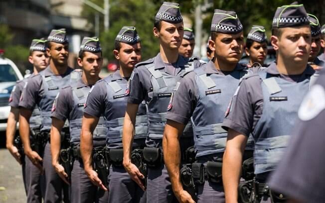 polícia de SP