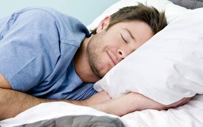 Dormir bastante faz bem demais
