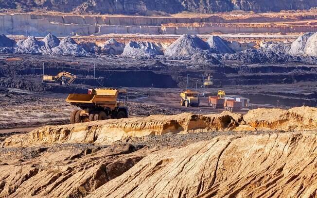 Setor mineral tem aumento de 98% no faturamento do primeiro semestre de 2021