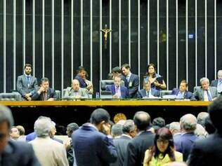 Parlamento. Sessões na Câmara são marcadas por discussões, mas até agora Casa aprovou só um PL