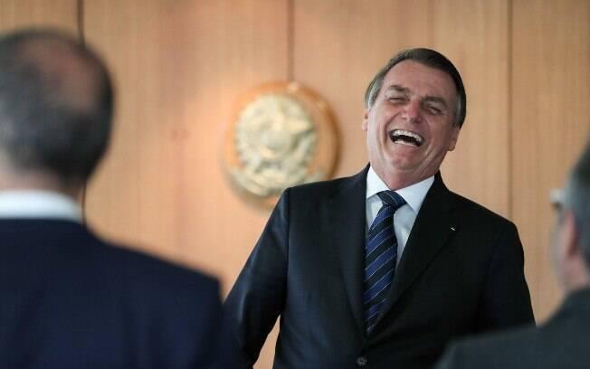 No fim de maio, Bolsonaro havia dito que seu